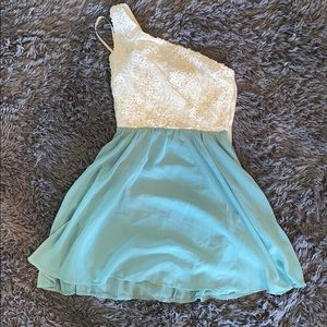 Bridesmaid dress, worn once